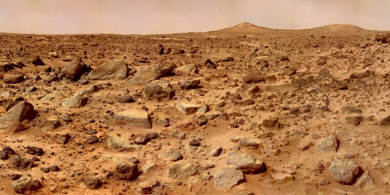Mars' groundwater is a good source of oxygen