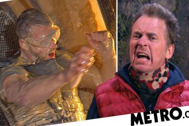 I'm a Celeb 2020: Shane Richie fired while mocking Russell Watson