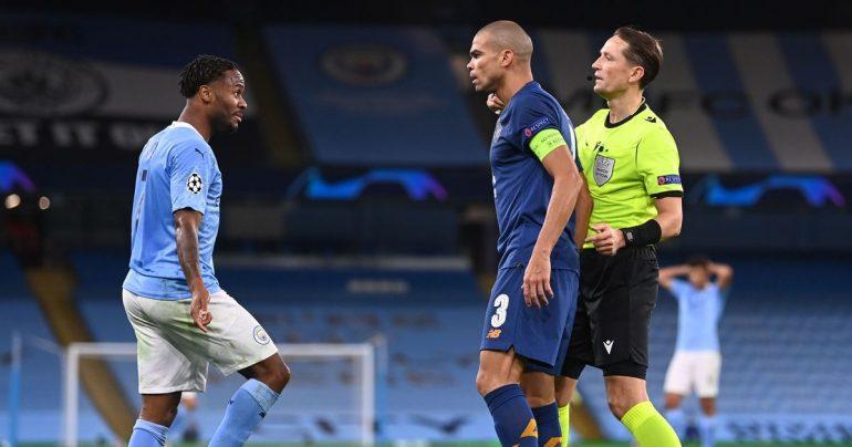 Man City players have extra priority against Porto - Simon Bajkowski