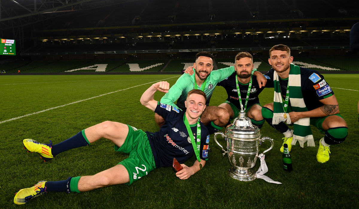 Shamrock Rovers Cup
