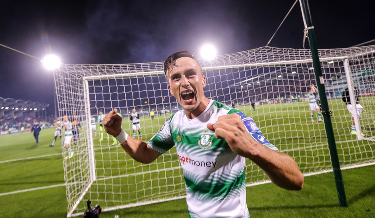 Shamrock Rovers won