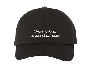 Friends Merch: Baseball caps on sale for $ 21.99
