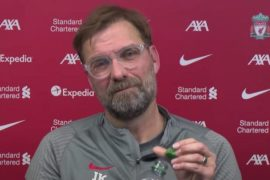 Jurgen Klopp effectively confirms first name in Liverpool team sheet against Wolves