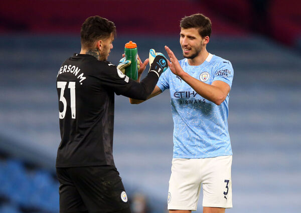 Manchester City march with victory over Fulham