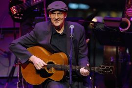 The day before he was shot, James Taylor met John Lennon's killer