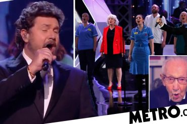 Royal Variety Performance: Captain Tom Moore upset the audience