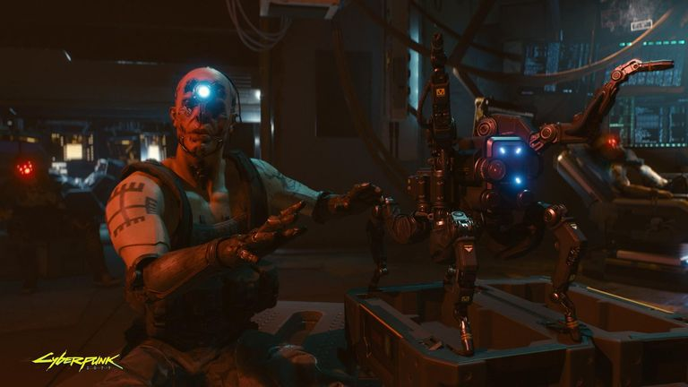 Pic: Cyberpunk2077 / CD Project Red.