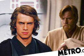 Hayden Christensen is returning to Star Wars in the Obi-Wan series