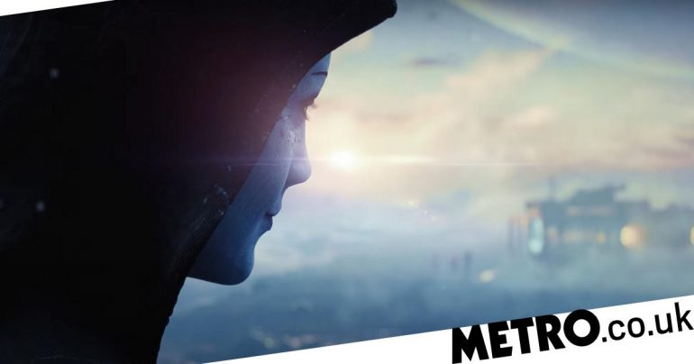 The new Mass Effect trailer full of secrets makes fun of the director