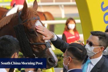 Douglas White pursues Hong Kong Sprint after 13 misses as a jockey |  HK Racing