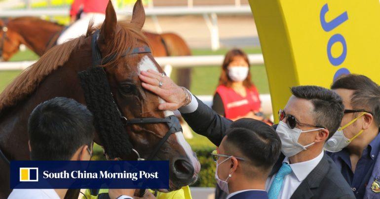 Douglas White pursues Hong Kong Sprint after 13 misses as a jockey    HK Racing