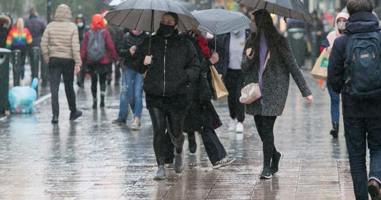 With just days to go before the update forecast for Ireland, Met Iron warns of storm-like weather