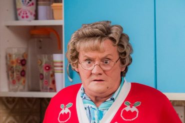 Brendan O'Carol's heartbreak for Mrs. Brown's boys as they exit their favorite character