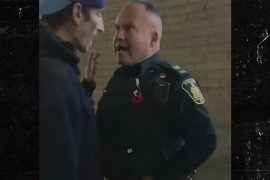Winnipeg Cop, which issued the 'Revenge Ticket', has a history of competitive behavior