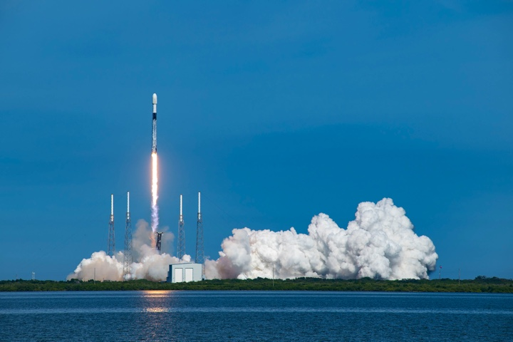 Sirius XM launches SpaceX rocket into orbit - Spaceflight now