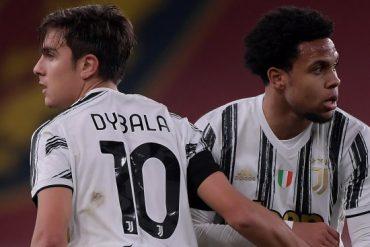 Juventus midfielder Diabala settles Pirlo claims in response to $ 65 million spurs link