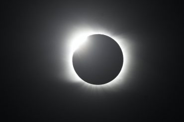 Thousands gather in Chile to witness the eclipse