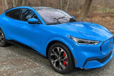 Ford's Mustang Mac-E electric SUV is impressive, but Tesla still has a big advantage