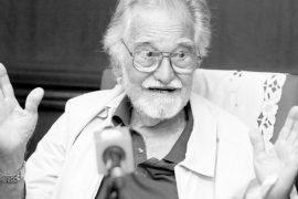 Academic giant Royal prof.  Unku Aziz 98 |  Deceased Malaysia