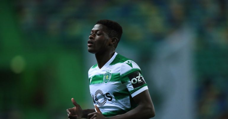 Man UTD transfer round-up: Sporting Wonderkid targeted by Daniel James Exit Link