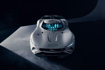 Jaguar Vision Gran Turismo SV Revealed