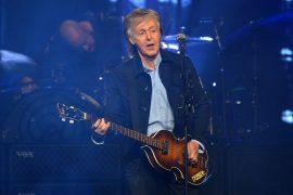 Paul McCartney is not convinced he will make headlines in Glastonbury next year