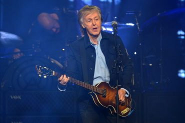 Paul McCartney is not convinced he will make headlines in Glastonbury next year