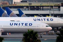 United Airlines warns passengers of exposure to coveted death on board