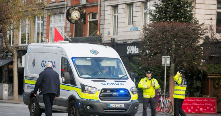 The exact location of today's 527 new Covid-19 cases is booming in many parts of Ireland