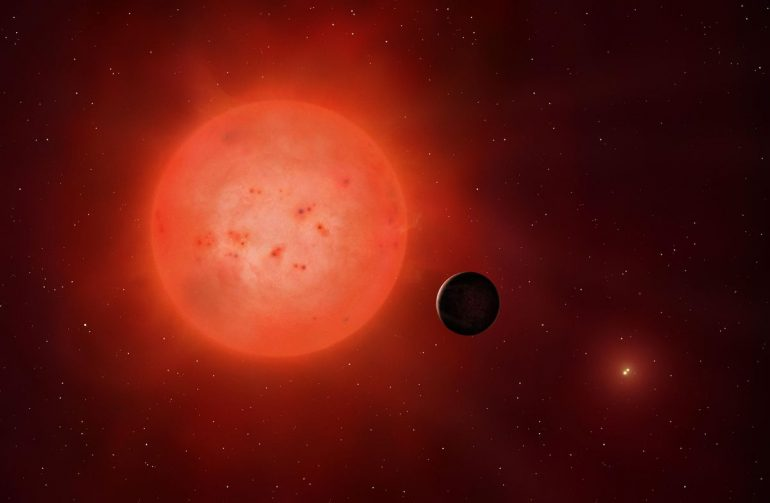 Alien Hunting astronomers search for a signal from nearby Proxima Centauri