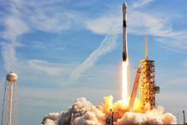 SpaceX has finally launched the mysterious satellite