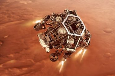NASA's Mars Rover 'Seven Minutes of Terror'