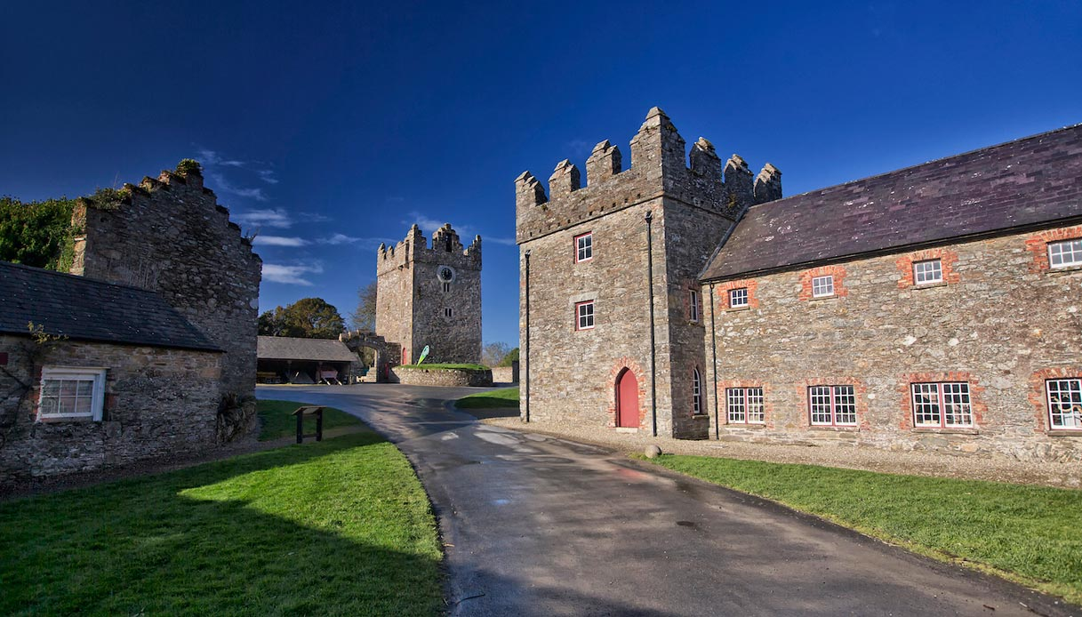 Royal Places Winterfell Game of Thrones Ireland Castle Ward