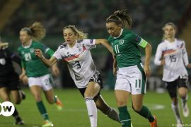 DFB women end an almost impeccable year with victory in Ireland |  Sports |  D.W.