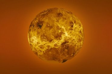 Planeta Venus calatorie