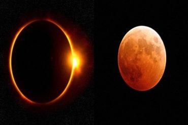 2 lunar eclipses will appear in India next year, know the date and time