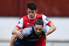 After confirming the Sligo exit, Ronan Coglan gets closer to St. Pat's move