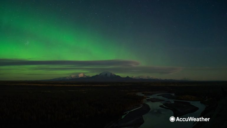 AquaWether: Northern lights may be shining in some parts of the US this week