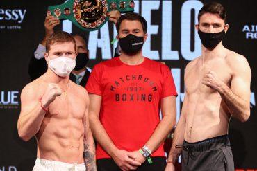 Canelo Alvarez vs. Time Smith Fight Results: Live Boxing Updates, Scorecard, Start Time, Undercard