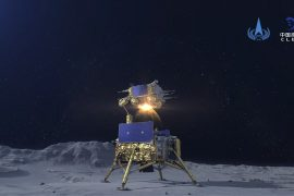 Chinese probe into orbiting the moon using samples from Earth