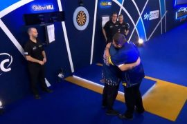 Darts World Cup 2021: Adrian Lewis loses in Baggish