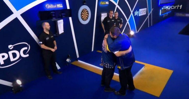 Darts World Cup 2021: Adrian Lewis loses in Baggish