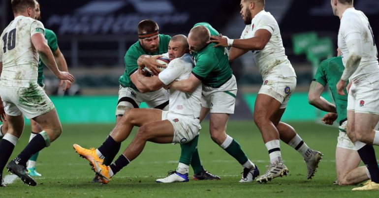 England beat Ireland (18-7), Wales return against Georgia (18-0) |  News