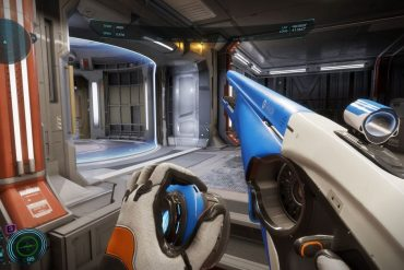 Here's what Elite Dangerous looks like as a first person shooter