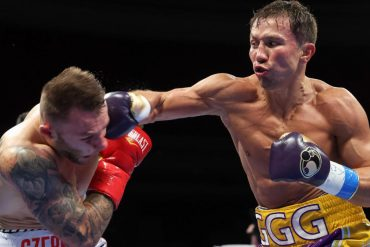 Jennadi Golovkin vs. Camille Ceremeta battle results, highlights: 'GGG' shines instead of TKO victory