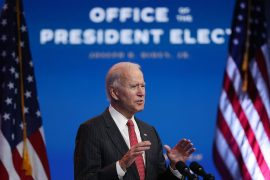 Joe Biden 'Proud Irish-American'