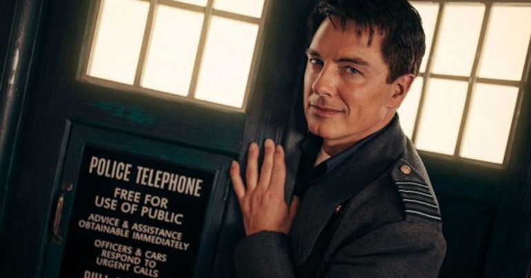 John Baroman Hopes Holiday Special Lead More Captain Jack Returns