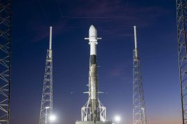 Last Space SpaceX rocket launch in 2020 to deliver sonic booms to Central Florida