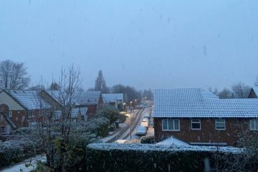 Live updates on new snow and ice weather warning for campers