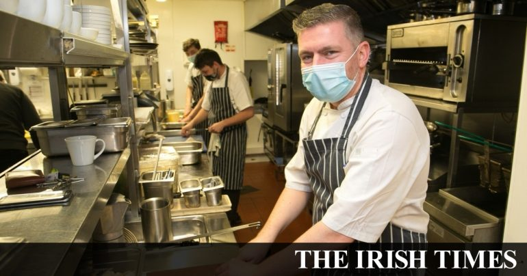 'Mad Scramble' for restaurant seats as Ireland's hospitality sector reopens